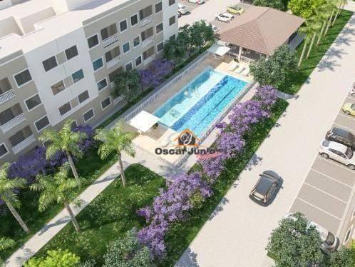Apartamento com 2 dormitórios à venda, 49 m² por R$ 169.735,00 - Centro - Eusébio/CE - Foto 19