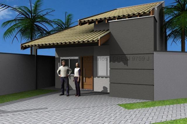 Casa em fase de acabamento - Vila Planalto - Foto 2