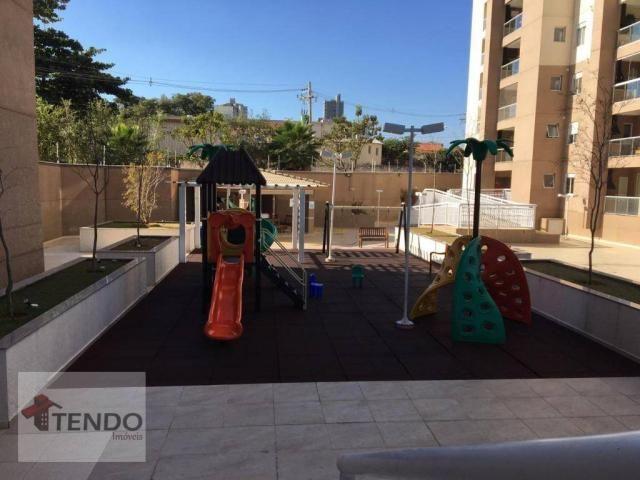 Apartamento 90 m² - alugar - 3 dormitórios - 2 suítes - Bairro Pau Preto - Indaiatuba/SP - Foto 20
