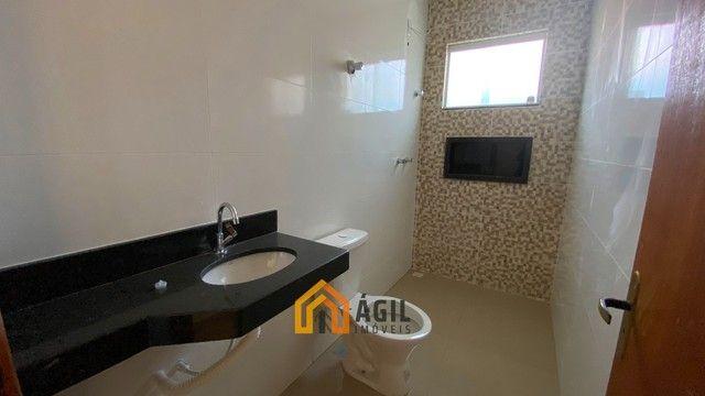 Casa à venda, 2 quartos, 3 vagas, Alvorada Industrial - São Joaquim de Bicas/MG - Foto 11