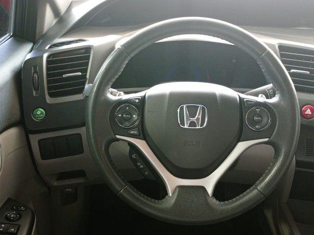 Civic Lxr 2.0 Automático ! Impecável!  - Foto 14
