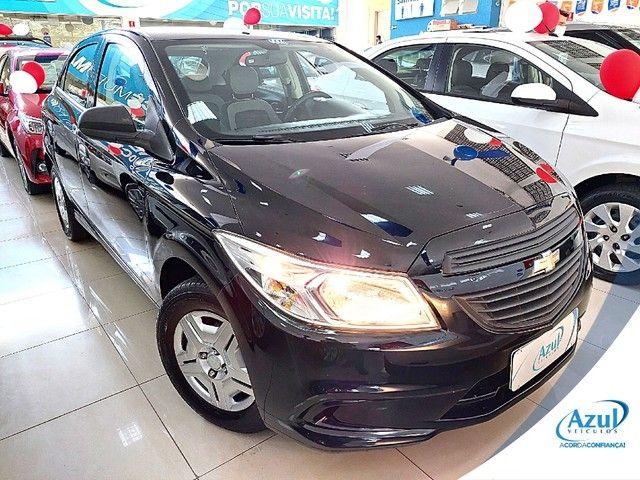 Chevrolet Onix 1.0 MPFI LS 8V FLEX 4P MANUAL - Foto 8