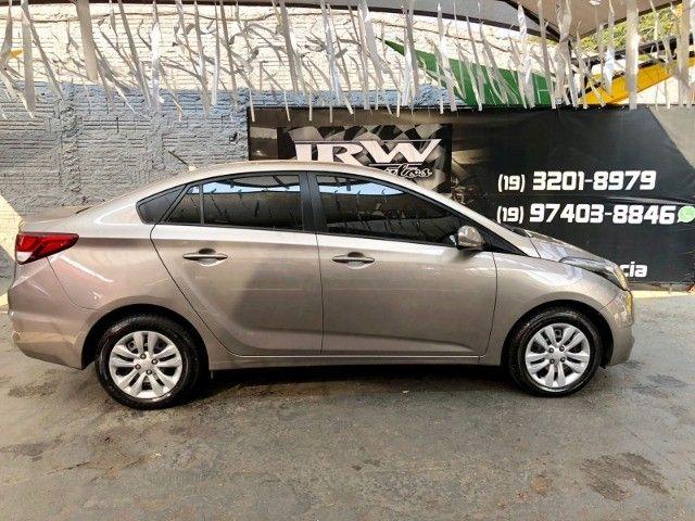 Hyundai Hb20s Comfort Plus 1.0 Manual Flex 2019 Impecável !!! Pneus novos !! - Foto 5