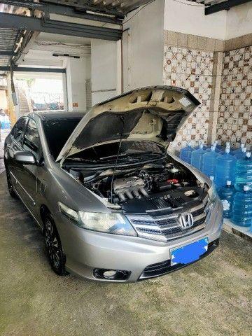 Honda City LX automatico 2014/2014