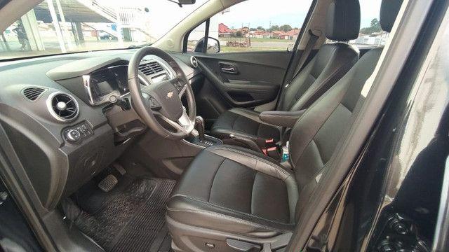 Oportunidade! Chevrolet Tracker 1.8 LTZ. Aut. 2014 - Foto 9
