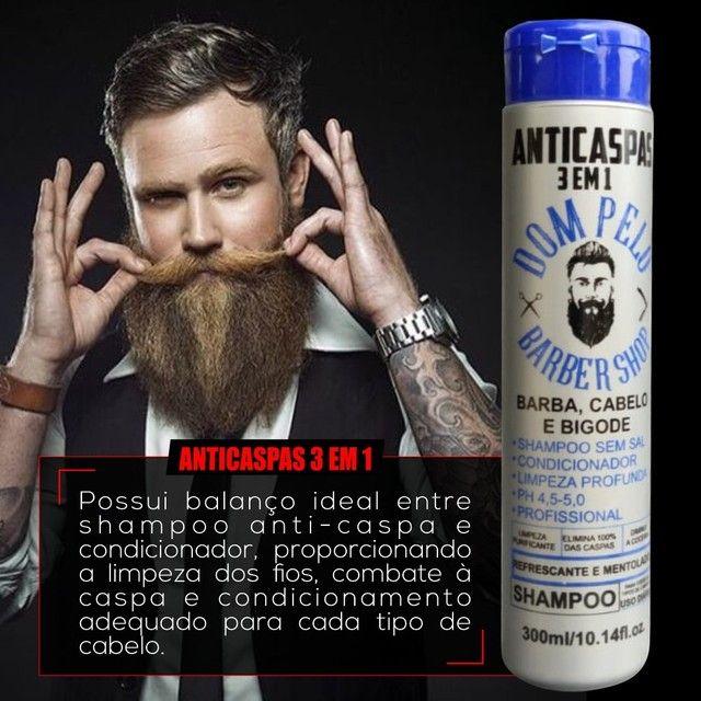 Shampoo anticaspa 3em1  - Foto 2