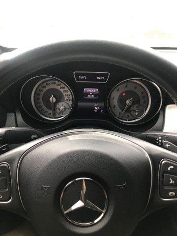 Mercedes CLA 200 Urban 2016 - Revisada e Chrome Delete - Foto 9