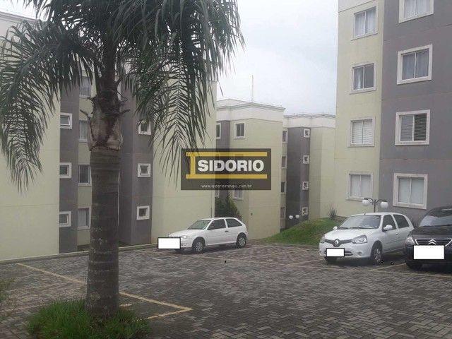 Apartamento com 2 dorms, Tanguá, Almirante Tamandaré - R$ 173 mil, Cod: F20113 - Foto 7