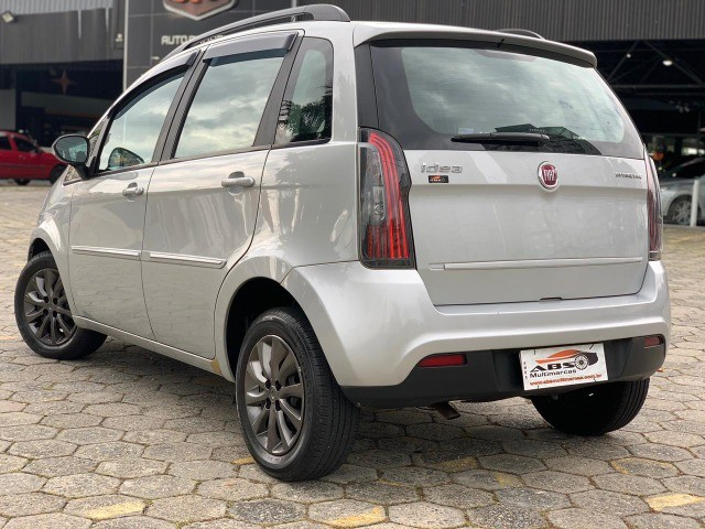 Fiat Idea attractive 2015 1.4 completo com 70mil km apenas. Carro sem detalhes - Foto 2