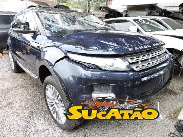 Range Rover Evoque Sucata Retirada De Peças - Foto 5