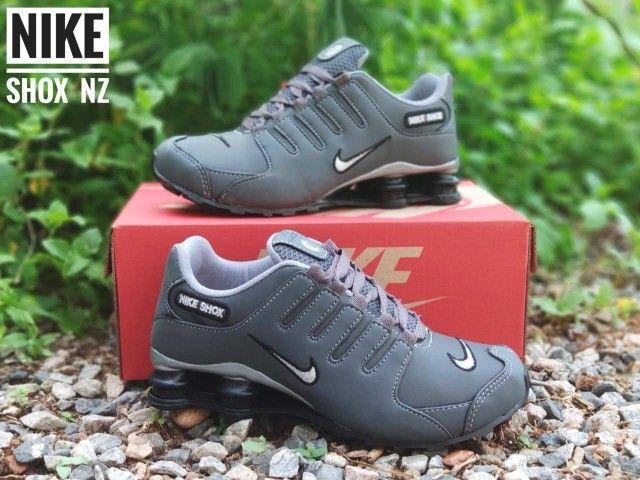 Tenis (Leia a Descrição) Nike Shox Várias Cores Novo - Foto 4