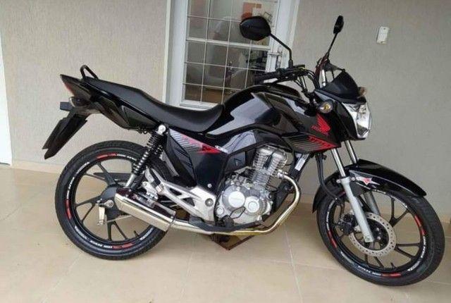 Moto Honda CG 160 - Foto 5