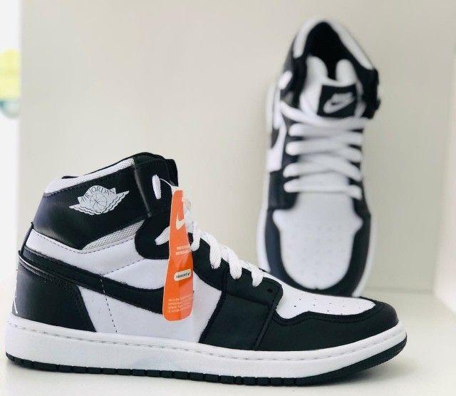Tenis (Leia a Descrição) Nike Jordan Trad Várias Cores Novo - Foto 3