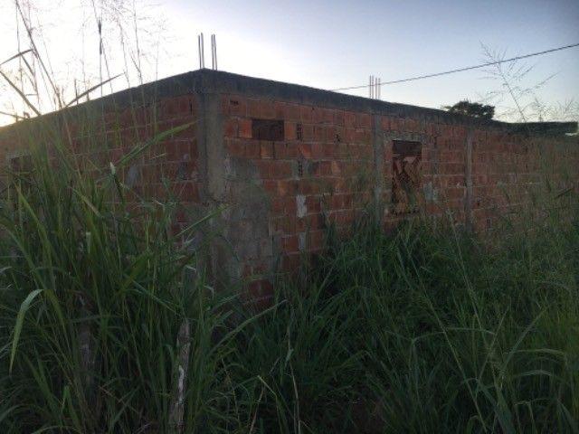 Terreno com casa em construção em ponto de laje  - Foto 7