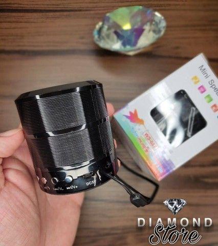 Caixa de som Portátil Bluetooth  - Foto 3