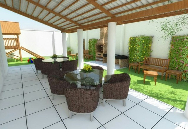 GÊ Apartamento, bairro Jangurussu, 2 dormitórios, 2 banheiros, 1 vaga. - Foto 10