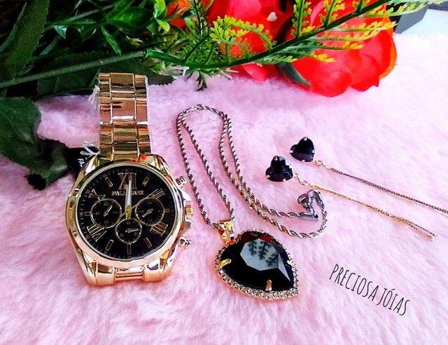 Relógio inteligente D20 feminino - Foto 3
