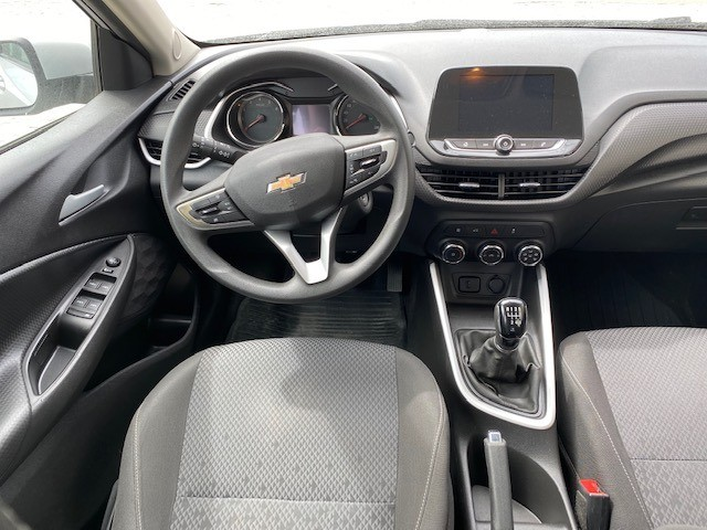 Onix  sedan plus lt 2020 1.0 28000km - Foto 6
