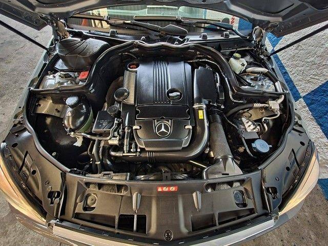 "Mercedes C180 Classic 1.8 Turbo Automático - 2011 "" Impecável ""  - Foto 15"