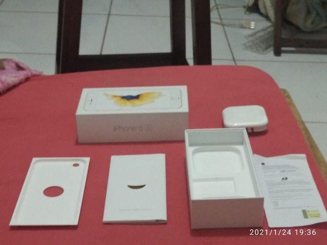 Vendo iPhone 6s 32GB - Foto 5