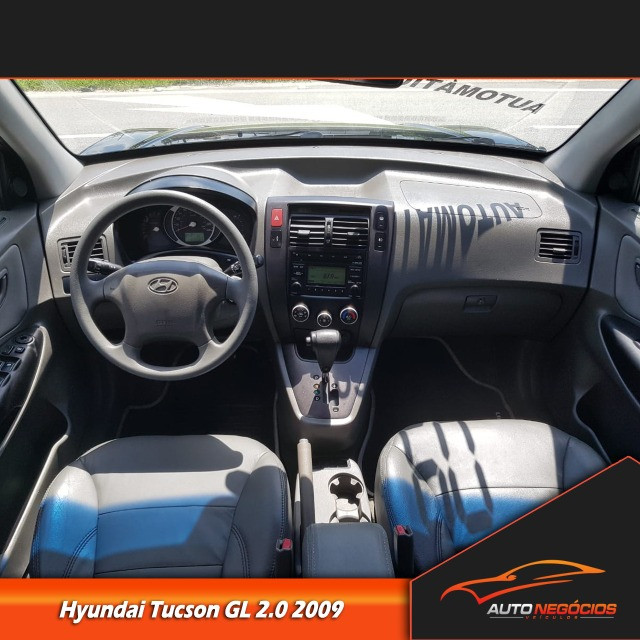 Hyundai Tucons GL 2.0 2009 - Foto 9