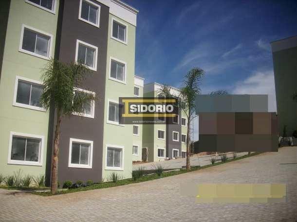 Apartamento com 2 dorms, Tanguá, Almirante Tamandaré - R$ 173 mil, Cod: F20113 - Foto 4