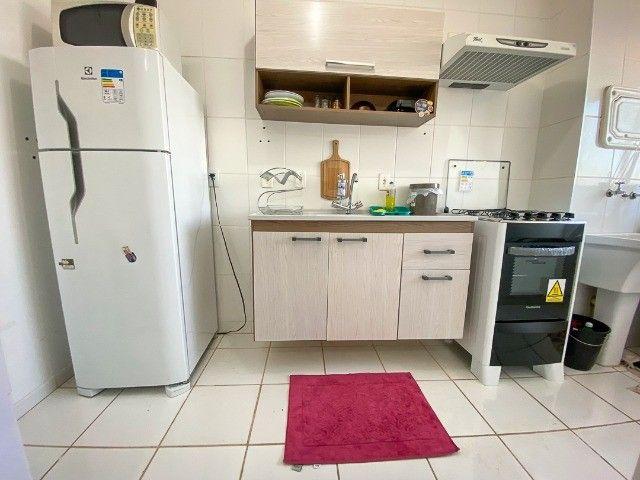 Locação Por Temporada) Apartamento mobiliado - Foto 11