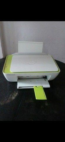 Impressora HP 2136 CARTUCHOS DUPLOS - Foto 2