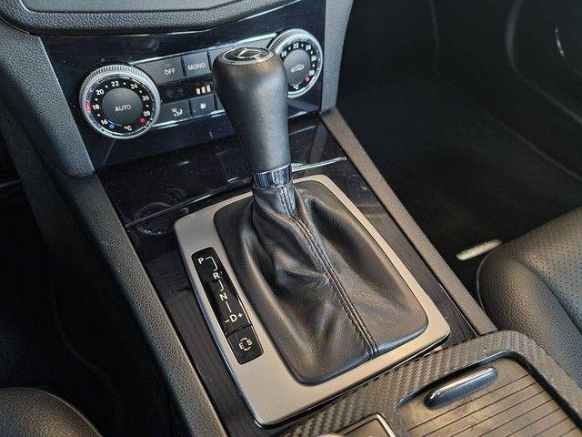 "Mercedes C180 Classic 1.8 Turbo Automático - 2011 "" Impecável ""  - Foto 11"