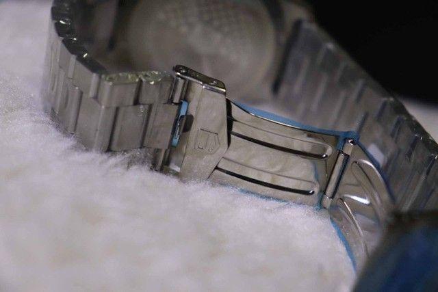 Relogio Modelo com pulseira Personalizada - ja é Vedado - Detalhes incríveis!!!  - Foto 6