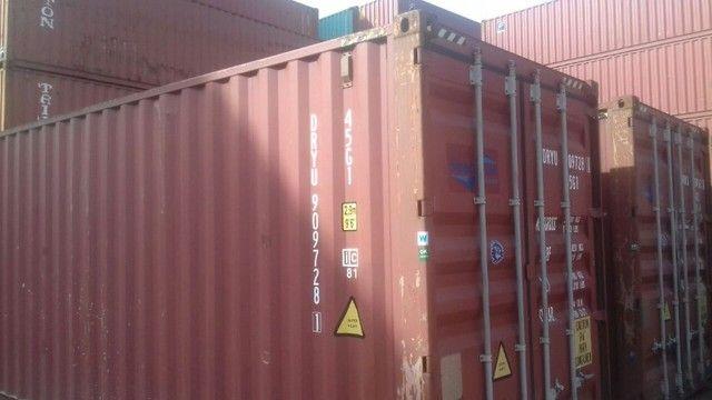 Containers maritimos - originais no seu estado bruto - Foto 4