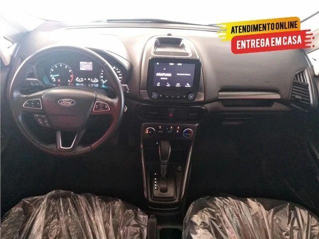 Ford Ecosport 1.5 Flex SE Automatico 2020 - Foto 7