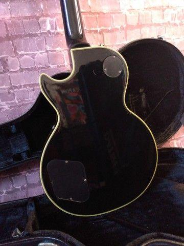 Guitarra Epiphone Les Paul Custom Pickups Gibson - Foto 4