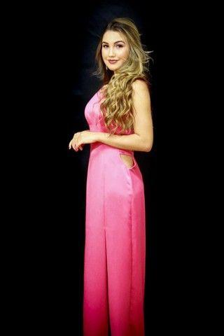 Vestido Dress Coral