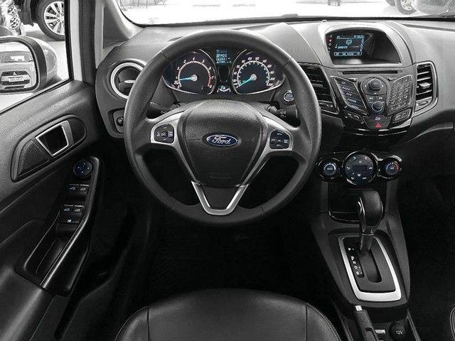 Ford New Fiesta Hatch 1.6 TITANIUM POWERSHIFT - Foto 6
