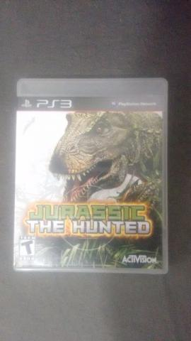 Game Jurassic The Hunted - PS3