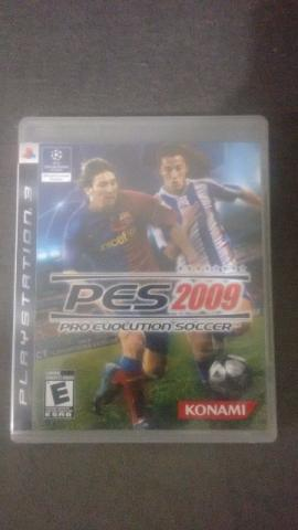 Game PES 2009 PS3