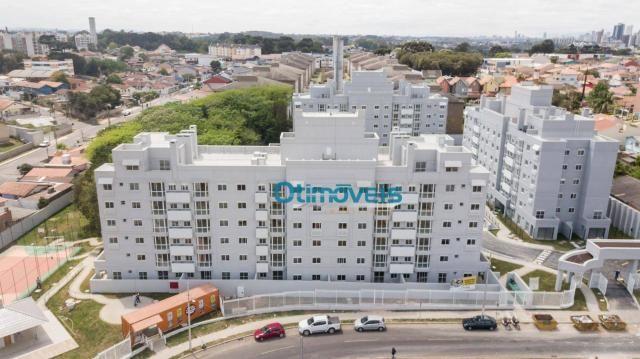 Cobertura com 3 dormitórios à venda, 101 m² - ecoville - curitiba/pr