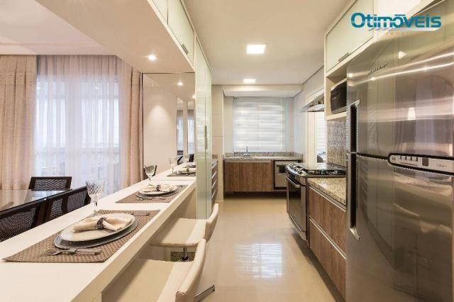 Cobertura à venda, 168 m² por R$ 926.000,00 - Cabral - Curitiba/PR - Foto 3