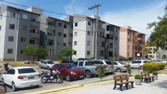 Apartamento mobiliado de três quartos em Morada