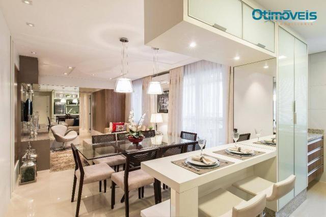 Cobertura à venda, 168 m² por R$ 926.000,00 - Cabral - Curitiba/PR