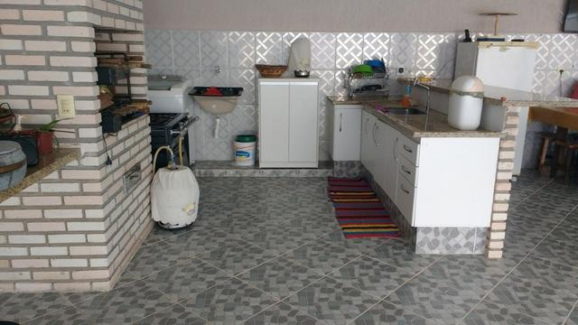 Samuel Pereira oferece: Casa Moderna Jardim Europa II 3 Suites Churrasqueira Piscina - Foto 16