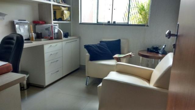 Samuel Pereira oferece: Casa Moderna Jardim Europa II 3 Suites Churrasqueira Piscina - Foto 9