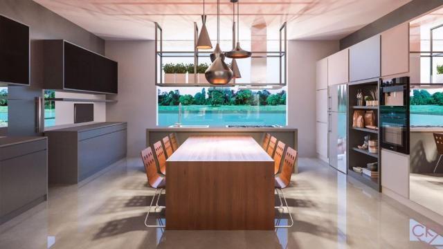 Casa com 5 dormitórios à venda, 1023 m² por r$ 13.544.000,00 - alphaville - gramado/rs - Foto 6