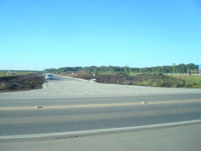 Área industrial de frente para a BR280 com 15000m² - Foto 3