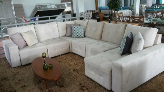 Sofa Retratil Direto De Fabrica Em L Moveis Jardim Adutora Sao