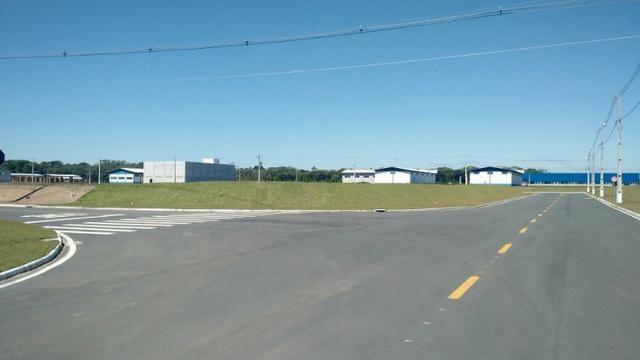 Terrenos industriais em Araquari parcelado direto com a loteadora - Foto 3