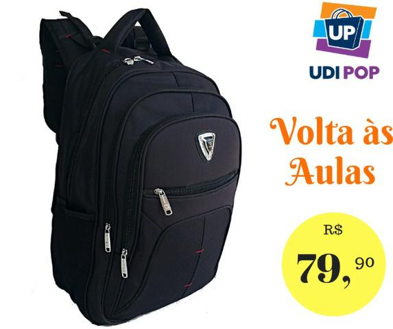 50056e014 Mochila Impermeável Executiva Notebook - Bolsas, malas e mochilas ...