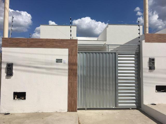 Casa 2/4 com laje em ótima localização no bairro Conceição 2 e subsídio do governo