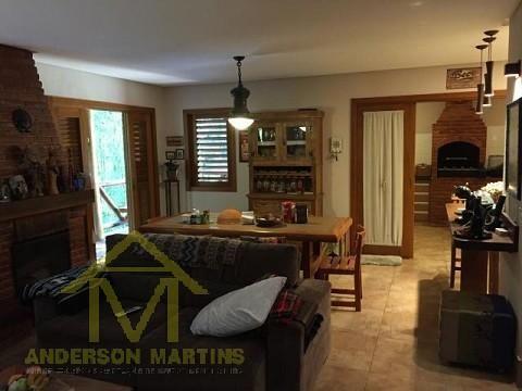 Casa à venda com 4 dormitórios em Sede, Domingos martins cod:6705 - Foto 15
